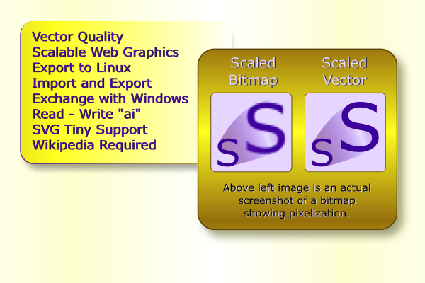 SVG for web graphics